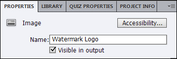 Adobe Captivate: Name a Slide Object