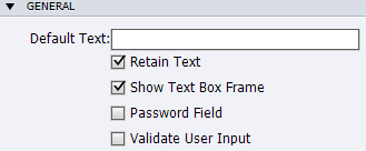 Adobe Captivate:  Validate Entry option