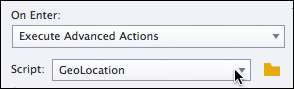 Adobe Captivate: Execute Advanced Actions