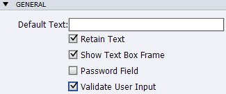 Adobe Captivate: Validate User Input