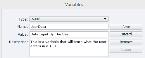 Adobe Captivate: UserData Variable