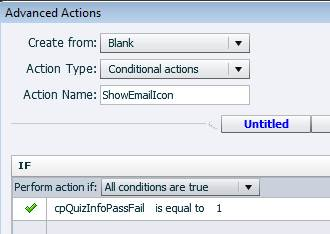 Adobe Captivate: Advanced Action 1
