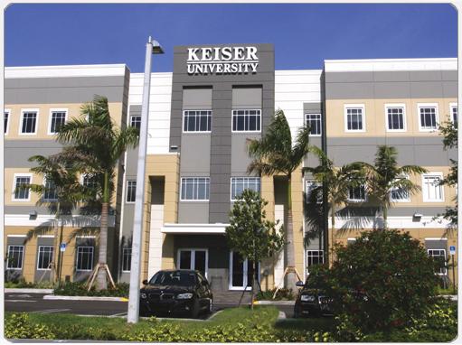 Keiser University Miami Campus