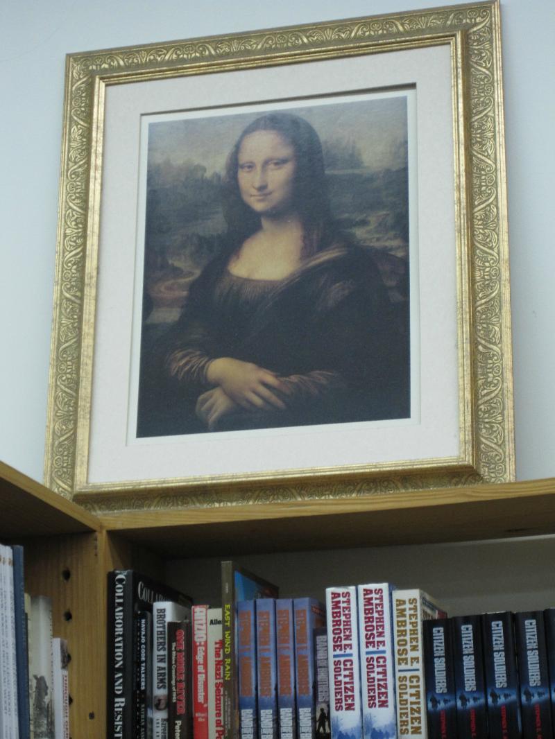 Mona Lisa Bloomingdale