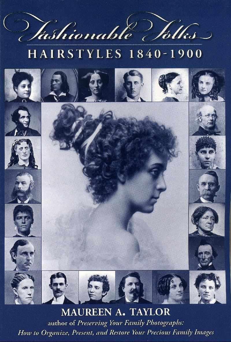 Fashionable Folk: Hairstyles