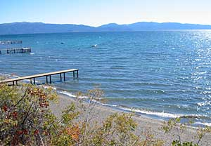 Annual Lake Tahoe Fireworks and Picnic July 4th