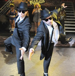 Blues Brothers Young Auditorium