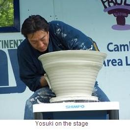 Cambridge Pottery Festival