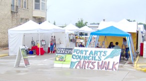 Fort Arts Walk