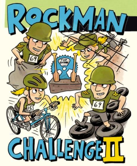 Rockman Challenge 2012