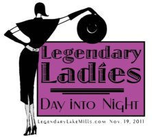 Legendary Ladies logo
