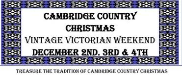 Cambridge Country Christmas