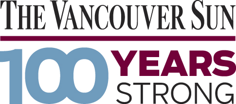 Vancouver Sun 100 Years