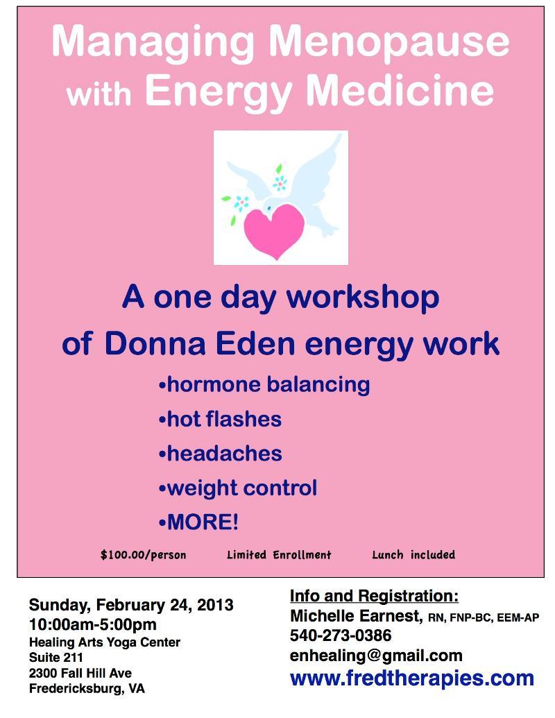 Michelle S Energy Medicine News