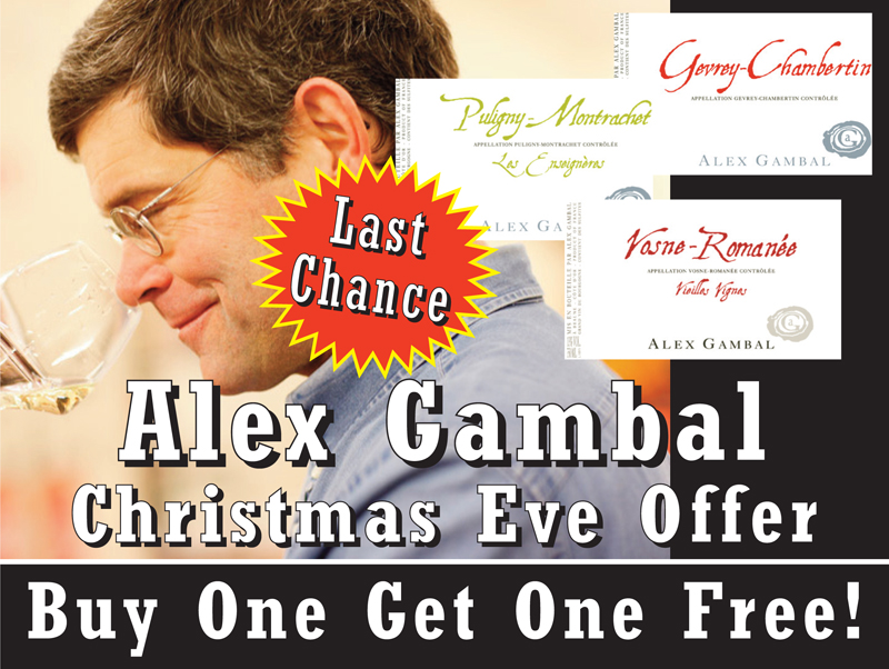 gAMBAL 2 FOR 1 Last Chance