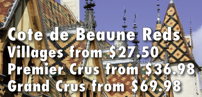 Beaune Reds Sale