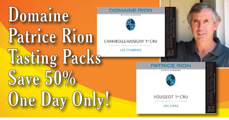 Rion Tasting Packs 50%