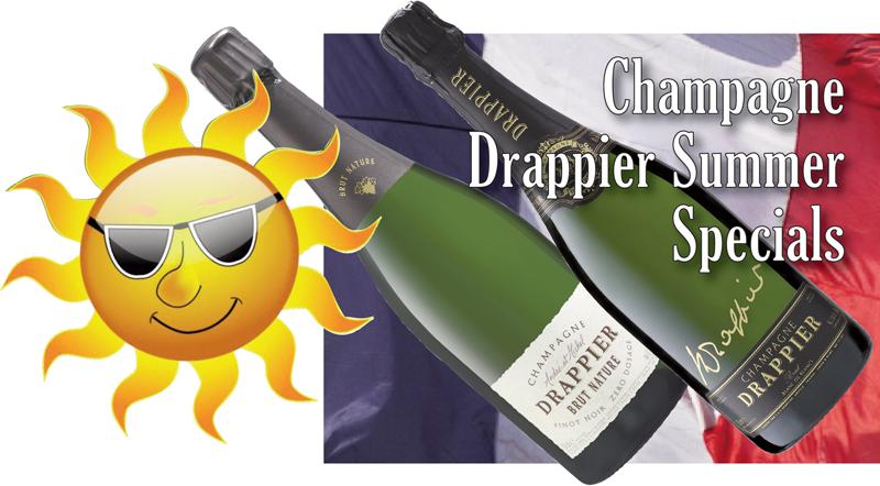 Drappier Summer Specials