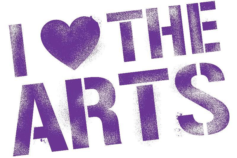 I ♥ the Arts