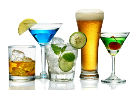 The Best Alcoholic Beverages When Trying to Lose Weight