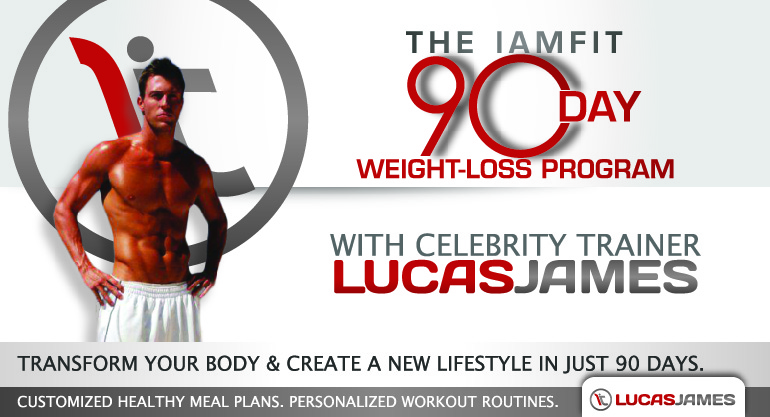 I AM FIT 90-Day Weight-loss Program