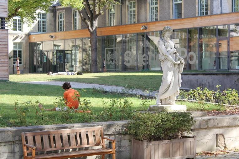 Sciences Po Reims campus