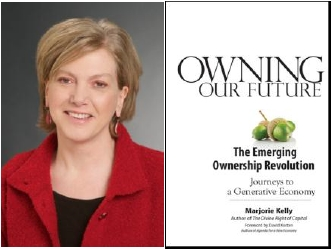 Marjorie Kelly - Owning Our Future