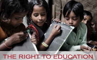 Right to education India--Unicef