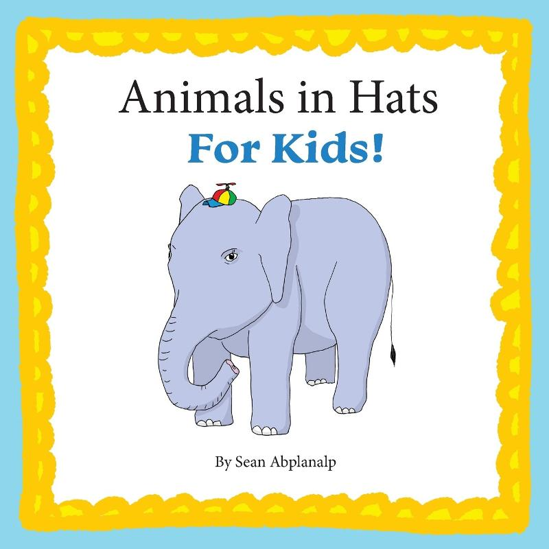 Animals in Hats for Kids