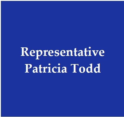 Patricia Todd logo