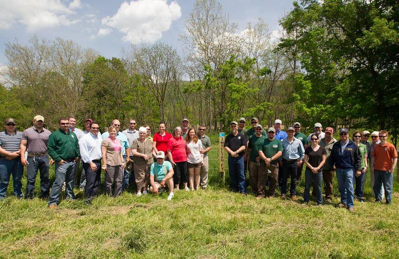 Trout Unlimited and Partners