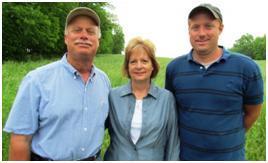 Jefferson County Conservation Farm Winner