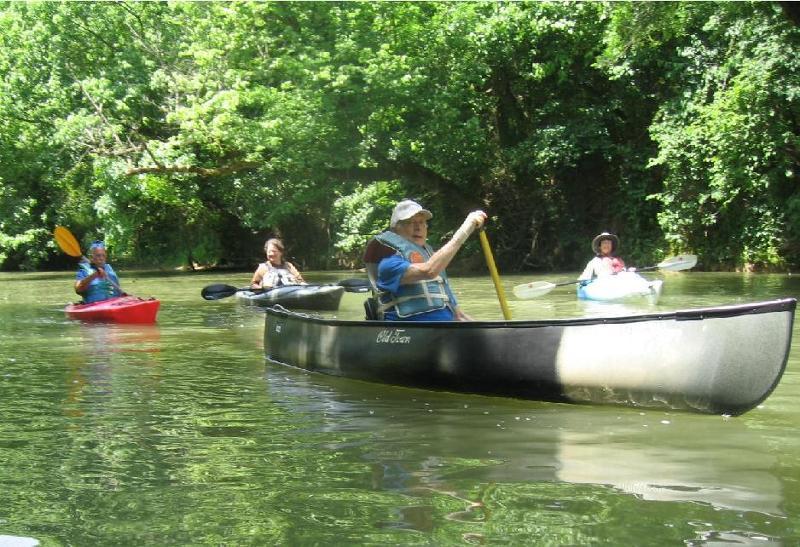 Opequon Creek Fun Float