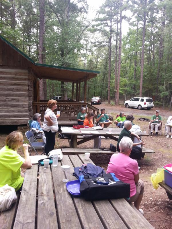 Master Gardeners at South Fork
