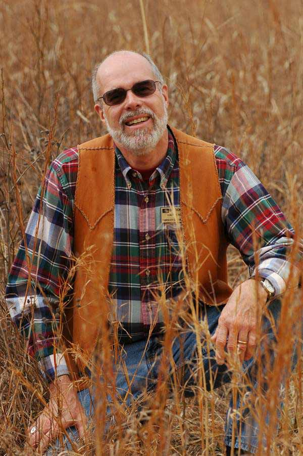 Dr. Don Culwell, Ph.D of the South Fork Nature Center
