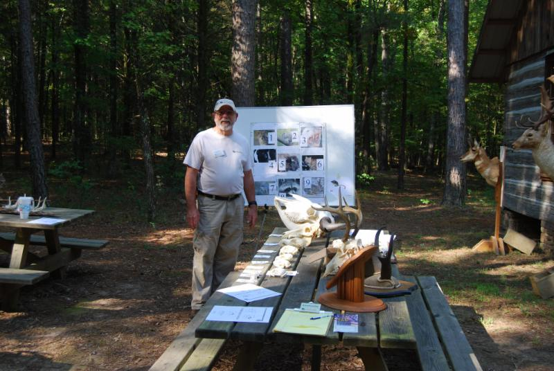 Bob Verboon at South Fork Nature Center