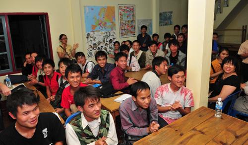 manophet school