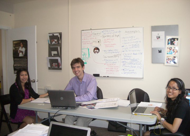 summer 2011 interns