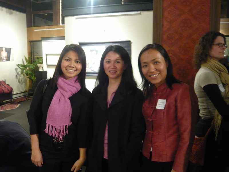Seattle Reception