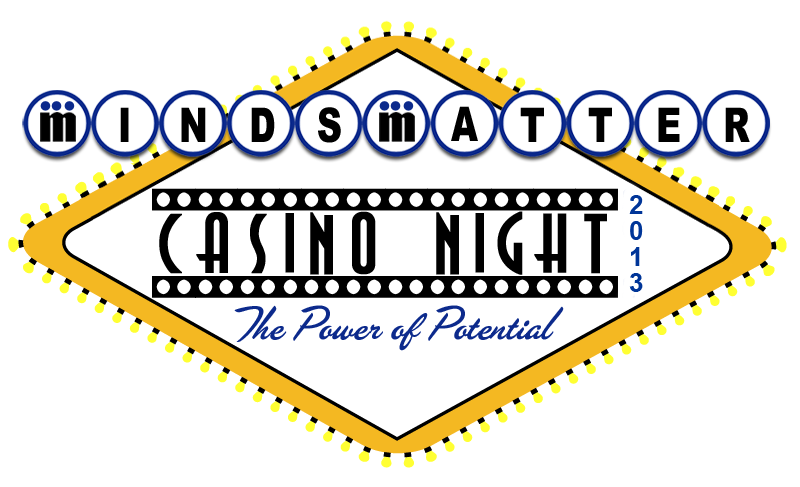 Casino Night Logo 2013