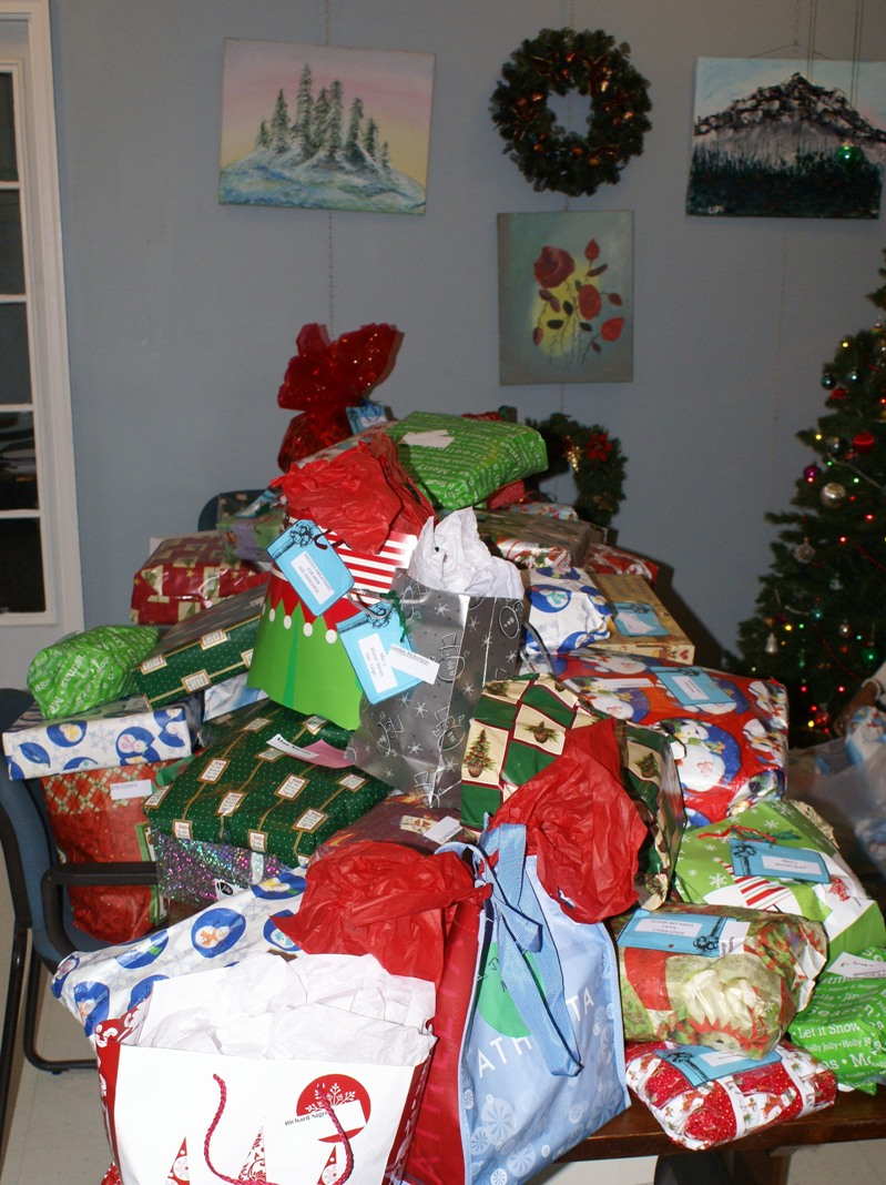 Gifts for Joseph's Home Residents