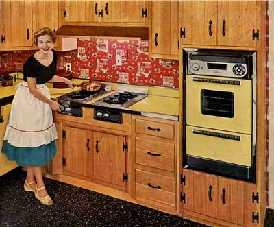 50's kitchen