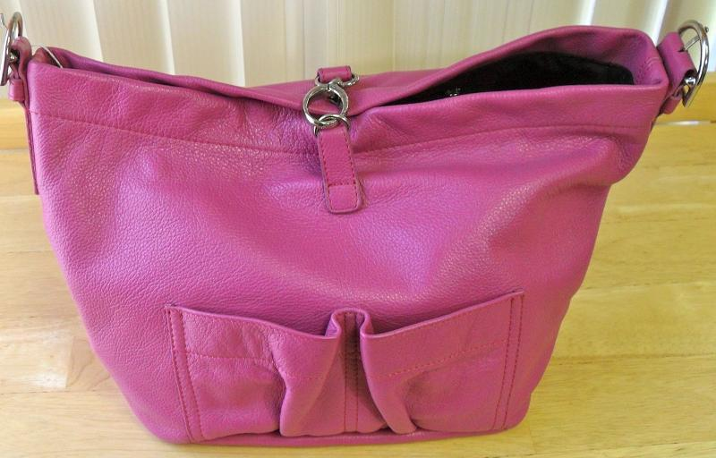 Pink Alicat Handbag