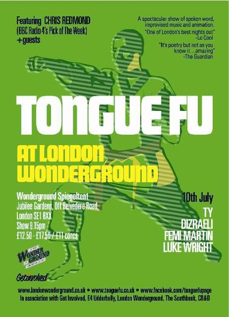 Tongue Fu 10 July 2013