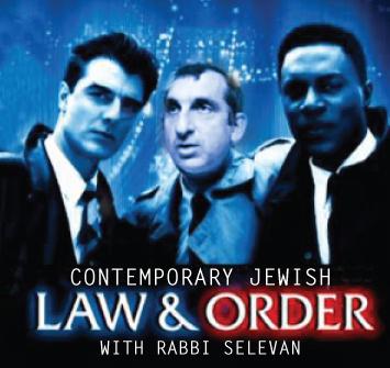 jewish law & order