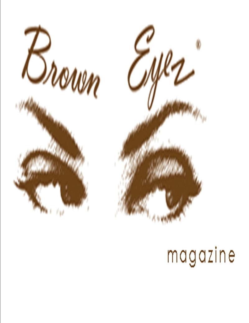 BROWN EYEZ MAG- L