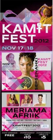 Flyer- Kamit Fest 2012- Ausar Auset Society