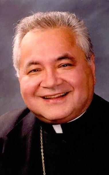 Bishop Gabino Zavala