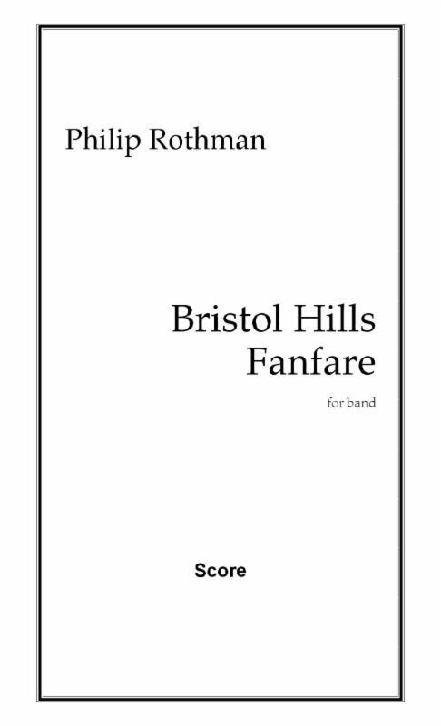 Bristol Hills Fanfare