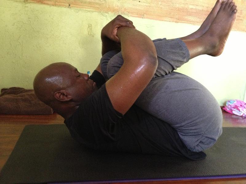 Yoga is for Men